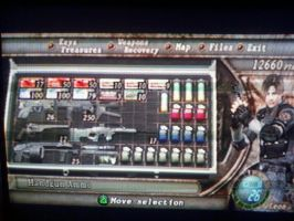 RE4 Attache Case Invo by LostPlumber-Tman1593