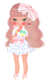 Fairy Doll's outfit 1 by kawaiiprincess2