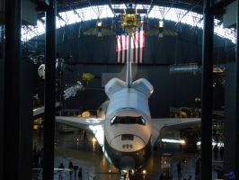 Space Shuttle Enterprise by Letohatchee