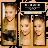 Ariana Grande by Whatever-Photopacks