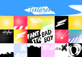 Icon Texturea Pack 0.1 by Rosba18