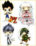 Con Fanart Batch by StarMasayume