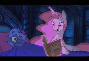 Tale As Old As Time by Jowybean