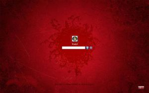 Product RED Logon by S-u-P-R-e-M-e