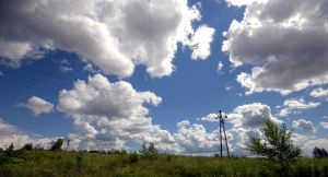 Clouds over finnish sky by Jc428
