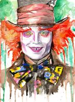 The mad hatter by IsabelleWallgren