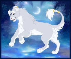 Dolphy Lioness - New Look by DolphyDolphiana