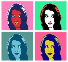 myself, warhol style by grave4rent