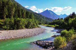 river 52 by Pagan-Stock