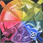 Pirates of the Carribean Color Wheel by ButterflyBreezy