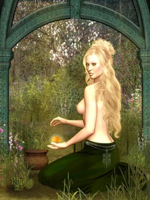 The Garden of Idun