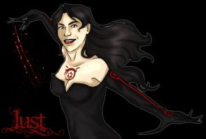 Lust by aliceazzo
