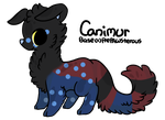 Canimur Adopt - Adopted by Feralx1
