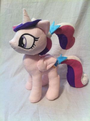 Princess Cadance is best foalsitter by PlanetPlush
