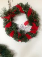Holiday Wreath Rustic 3 by Taiya001