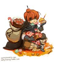 Gaius nom by BettyKwong
