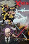 Original X-Men by BringerOfStorms