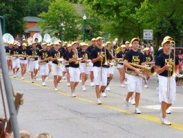 DHS Band Dexter Daze 2011-2 by FlyingFrogCreations