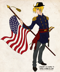 Union Alfred _coloured_ by Lady-Ignis-Chan