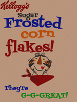 Frosted Corn Flakes by Revolution689