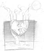 357/365 Heart by Immortally--Twined