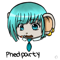 Phedparty - Request by Choquickpie