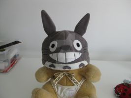Totoro Cosplay Hat! by ChoCoBa