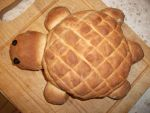 Turtle Bread by Stratalancer
