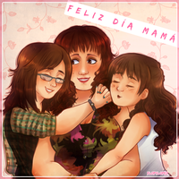 Mother's day by FlopyLopez