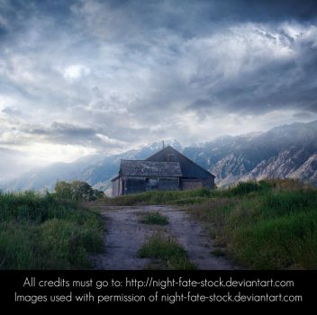 Solitary Premade Background by AndreeaRosse