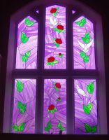 window for funeral home by walk-in-beauty