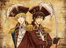 APH- Pirates UK Spain by Yue-Iceseal
