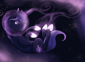 Space pony by Natural-Melody