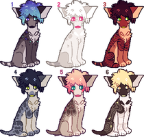 Auction | Dog adopts - closed by Flaamez-Adopts