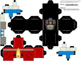 Transformers - Starscream by CyberDrone