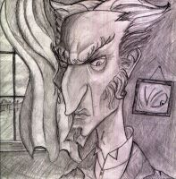 Count Olaf by Despairisi