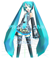 Project diva edit by chatterHEAD