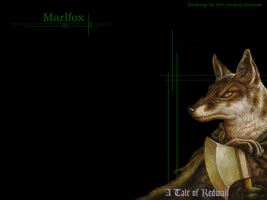 It's a Marlfox by the-youkai-kitsune