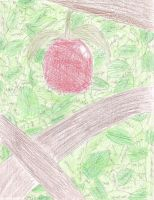 Apple in a Tree by Milicey