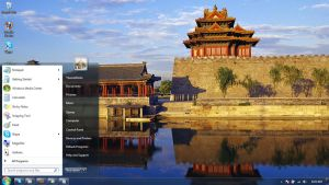 China-1 windows 7 theme by windowsthemes