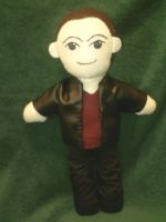 Doctor Who: Ninth Doctor by Yami-No-Jounin