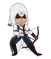 :Commission: Connor by VirgilioSparda