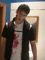 Me... the zombie. Heh. by Dawley