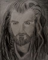 Thorin Oakenshield by msLocky