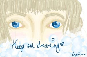 Keep on dreaming by Gemicore
