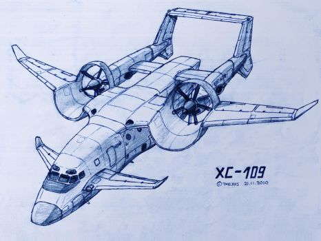 XC-109 by TheXHS