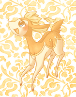 Autumn Deerling by Pace-Eterna