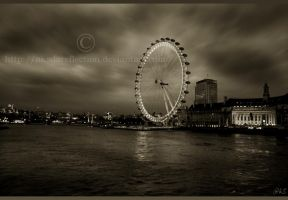 London - The dark age by ahmedwkhan