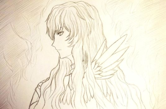 Griffith - Berserk by Chamailo
