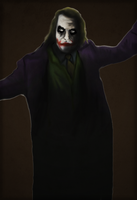 the joker by Elayez